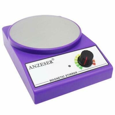 ANZESER Magnetic Stirrer Magnetic Mixer 3000 RPM with Stir Bar Max Stirring