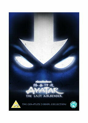Avatar - The Last Airbender: The Complete Collection [New DVD]