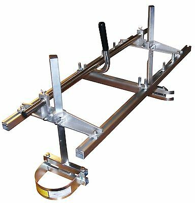 """48"""" Portable Chainsaw Mill - Chainsaw Milling Attachment - Planking, Lumber"""