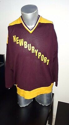 Maillot Hockey Nhl / Stall And Deal / NewBuryPort #32 / Taille L