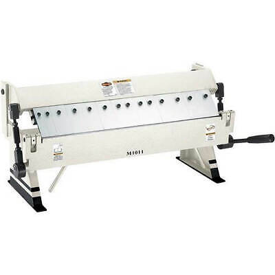 """Shop Fox M1011 24"""" Box / Pan Brake with Removable and Adjustable Fingers"""