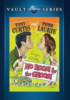 No Room For The Groom DVD (1952) - Tony Curtis, Piper Laurie, Douglas Sirk