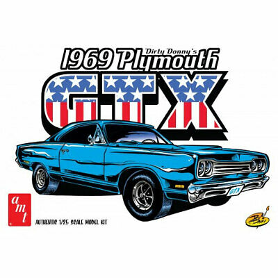 AMT 1/20 Dirty Donny 1969 Plymouth GTX