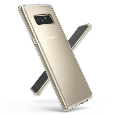 For Samsung Galaxy Note8 Ultra Thin Shockproof Soft TPU Clear Back Case