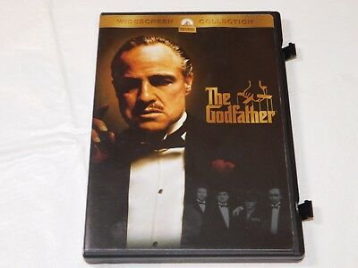 The Godfather DVD 2004 Drama Rated R Formato Panorámico Colección Marlon Brando