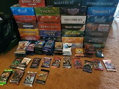 MTG Chaos 24 Pack Booster Draft + Relics.
