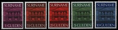 Surinam 1975 - Mi-Nr. 705-709 ** - MNH - Freimarken / Definitives