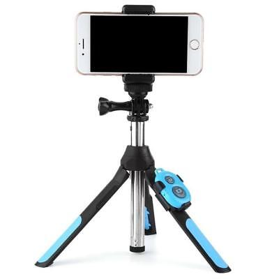 Extendable Wireless Remote Selfie Stick Tripod Holder Mount For Mobile Phone New