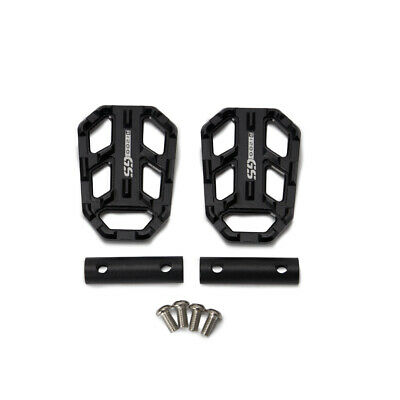 1 Set Motorcycle Front Footrest Pedal Foot Pegs Foot Pegs Pedals For Honda  O3B5