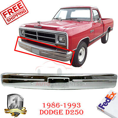 New Bumper For Dodge D250 1991-1993 CH1002162