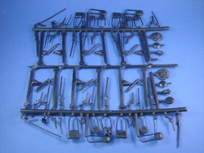 MARX CIVIL WAR Weapons Accessory Set 54MM 1/32 Toy Soldier Playset