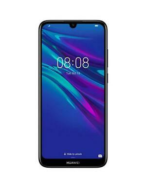 "Huawei Y6 2019 Smartphone 6.09"" Android 32GB Midnight Black Unlocked Sim Free"
