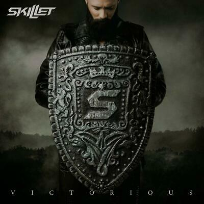 Skillet 'Victorious' Cd (2019)