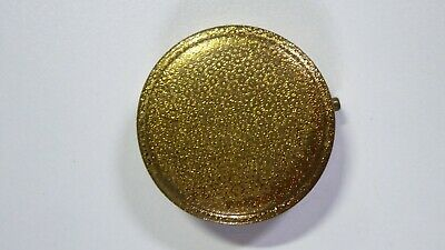 Vintage Kigu Brass Pill Box Made In England Compact Style