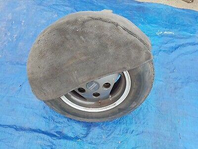 Range Rover Classic Spare Wheel Carpet Cover