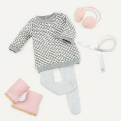 """NEW Our Generation Winter Style Outfit for 18"""" Dolls"""
