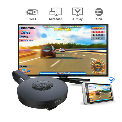 Miracast WIFI 1080P DLNA SUPPORTI TV Wireless iOS/Android Video Streamer AH366