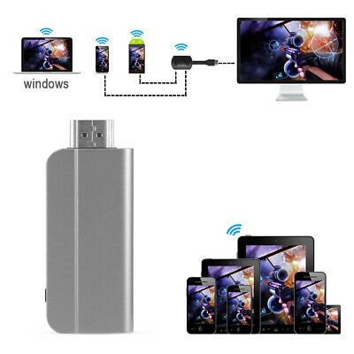 K2 Wifi Display Receiver TV Dongle HD Video Streaming Adapter DLNA Airplay AH422