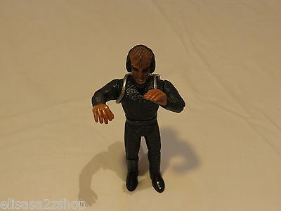 Star Trek 1994 Playmates toys RARE figure with backpack 079654 movable joints