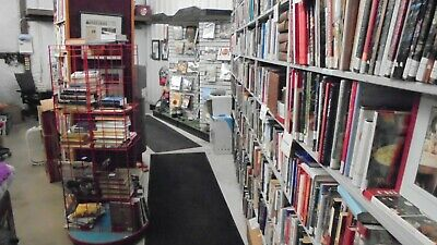 Book Store Bulk Sale - 240,000 Hardcover/Paperback/Small Paperback/Puzzles/Etc