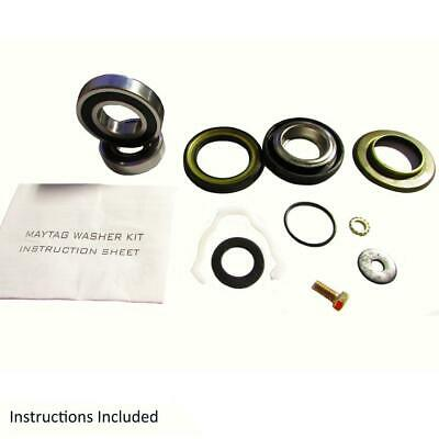 For Maytag Neptune Washer High Quality Bearings Seals Kit Front Loader 12002022