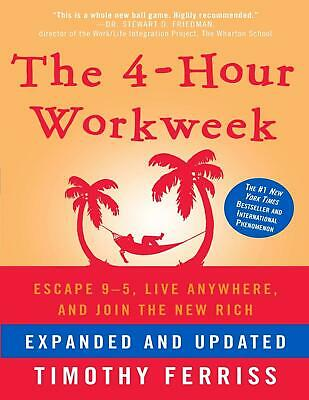 The 4-Hour Workweek 2009 by Timothy Ferriss (E-B0K&AUDI0||MAILED) #17