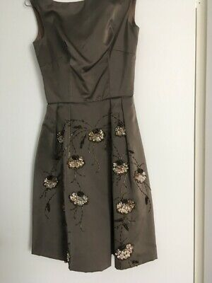 Ladies 1960's Jeanne de Campo Cocktail Dress