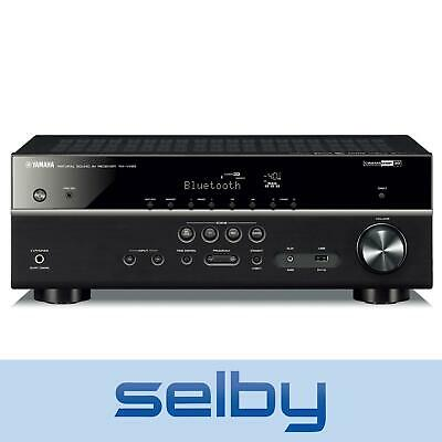 Yamaha RX-V485 5.1 Channel AV Receiver RXV485B