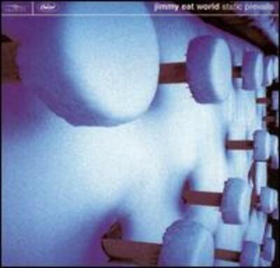 Static Prevails by Jimmy Eat World: Used