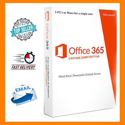 Microsoft Office 365 Account 5 Devices ✅ Win/Mac/Android/iOS 🔥 Fast Delivery