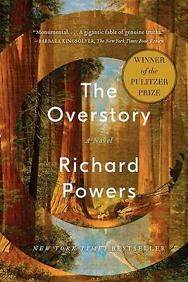 The Overstory: A Novel Paperback by Richard Powers NEW