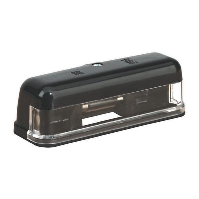 Number Plate Lamp 12V with Bulb | SEALEY TB12 by Sealey | New