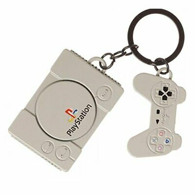 -Sony Playstation Console Controller Charm Keychain Acc New