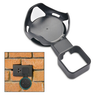 Wall Mount Hanger Holder Bracket Without Wires or Screws for Echo Dot 3 TH1115