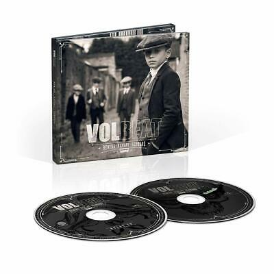 VOLBEAT Rewind, Replay, Rebound (Limited-Deluxe-Edition) 2 CD NEU & OVP 02.08.19
