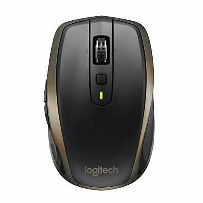 Logitech MX Anywhere 2 Wireless Mobile Mouse Track On Any Surface Bluetooth