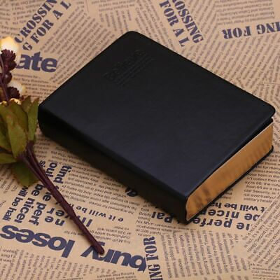 Classic Vintage Journal Thick Notebook Diary Sketchbook Blank Page Leather Cover