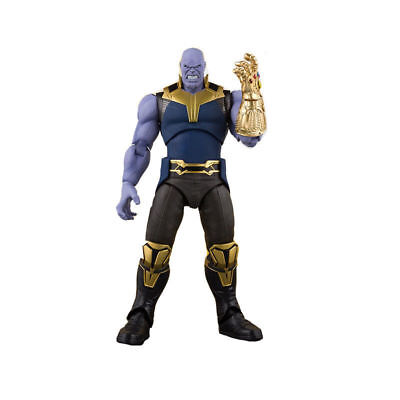S.H.Figuarts SHF Marvel Avengers Infinity War Thanos Action Figure Toys Gift New