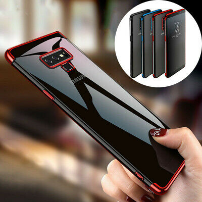 For Samsung Galaxy S10e S10 Plus 5G Luxury Slim Shockproof Silicone Case Cover