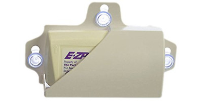 Mini Electronic Toll Tag Holder Ez-Pass Clip for the New Small E-ZPass - CLEAR
