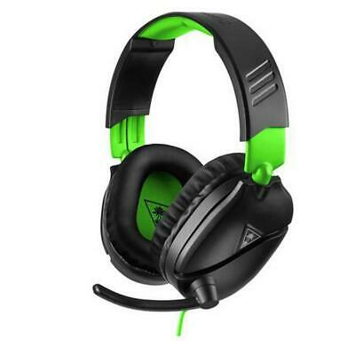 Turtle Beach Ear Force Recon 70 Gaming Headset Multi-Platform Black And Green