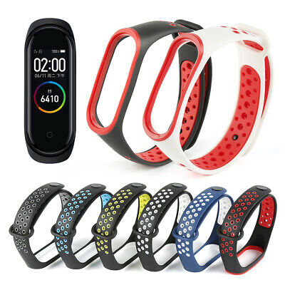For Xiaomi MI Band 4 Soft Replacement Wristband Watch Band Strap Bracelet NEW