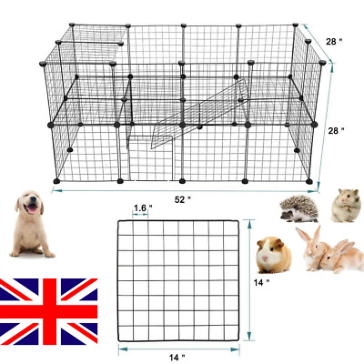 Fence Park Variety Shape Pets Pet Cage Portable Guinea Pig Rabbits Puppy Kitty
