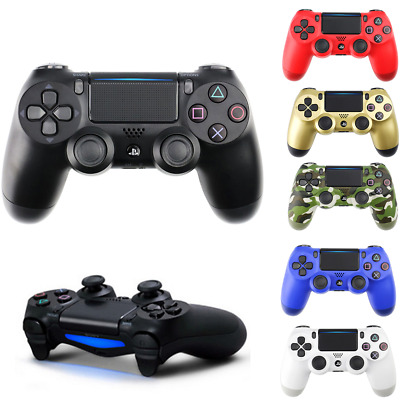 PS4 Wireless Spiele Controller Gamepad Joystick Konsole für Sony PlayStation 4