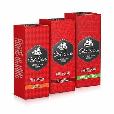 OLD SPICE After Shave Lotion in Three Fragrance 50ml / 100ml / 150ml