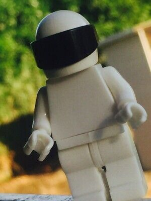 Racer City Sports Lego Top Gear Stig Minifigure
