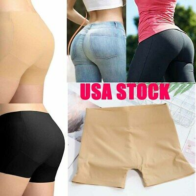 Women Fake Butt Lifter Padded Panties Hip Enhancer Shaper Control Underwear USA