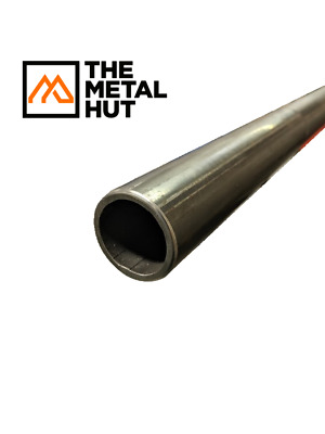 Mild Steel Round Tube - Circular Hollow Section - CHS - 23.mm - 101.6mm