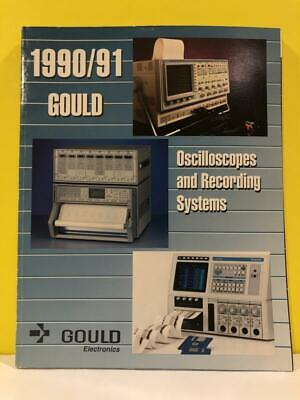 Gould  Oscilloscopes And Recording Systems