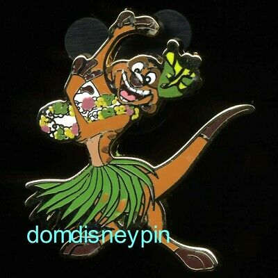 Disney Pin *Parks* - Themed Set - The Lion King (Timon in a Grass Skirt ONLY)!